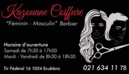 kazouanecoiffure_ecublens